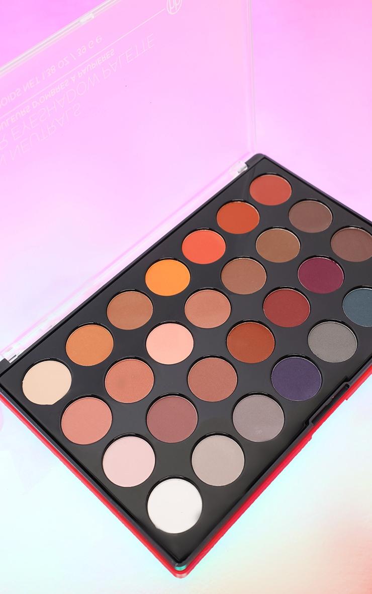 BH Cosmetics Modern Neutrals 28 Colour Eyeshadow Palette 1