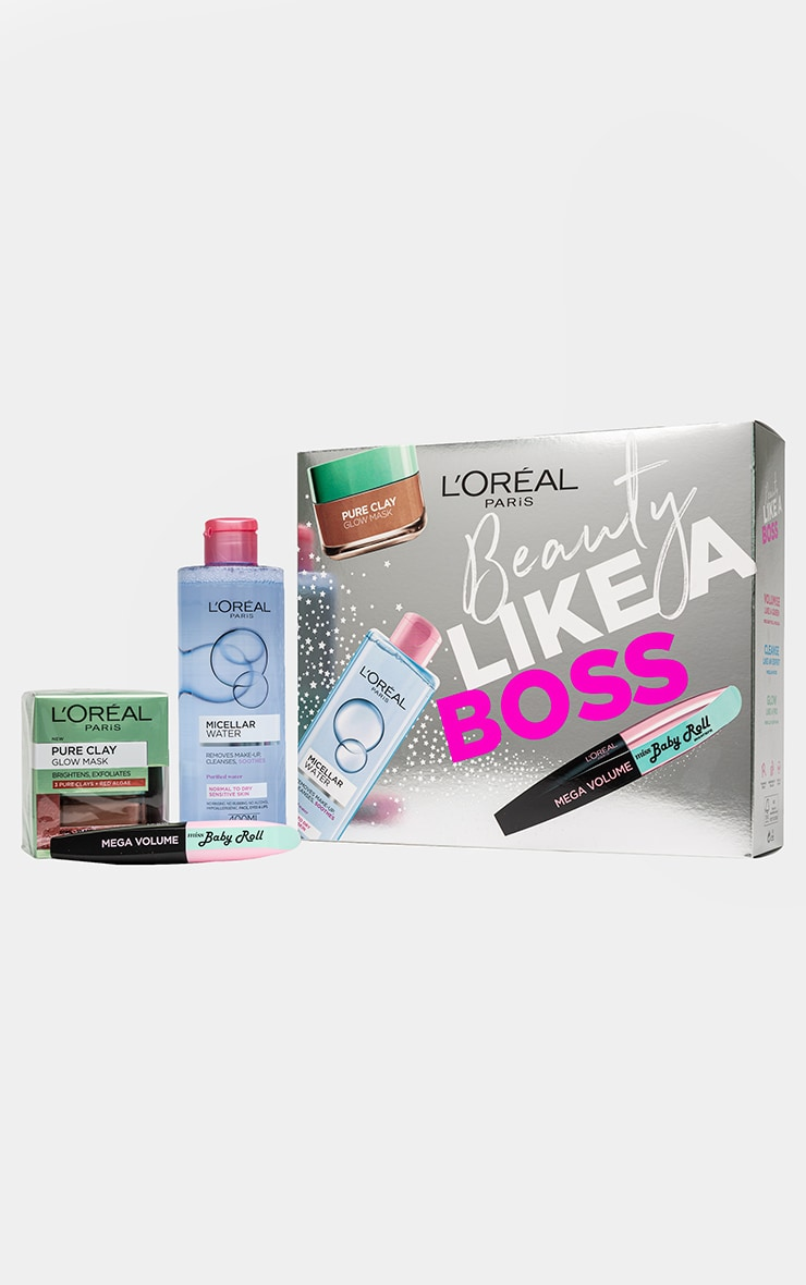 L'Oreal Paris Beauty Like A Boss Christmas Gift Set 2