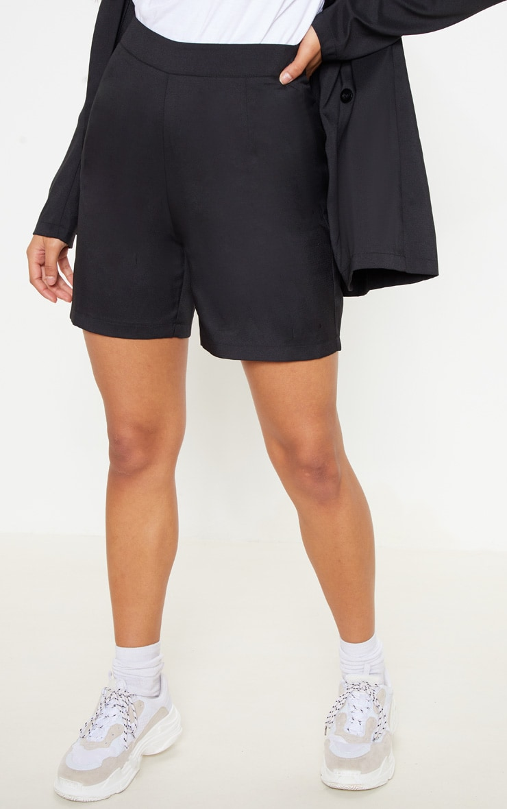 Black Suit Short  2