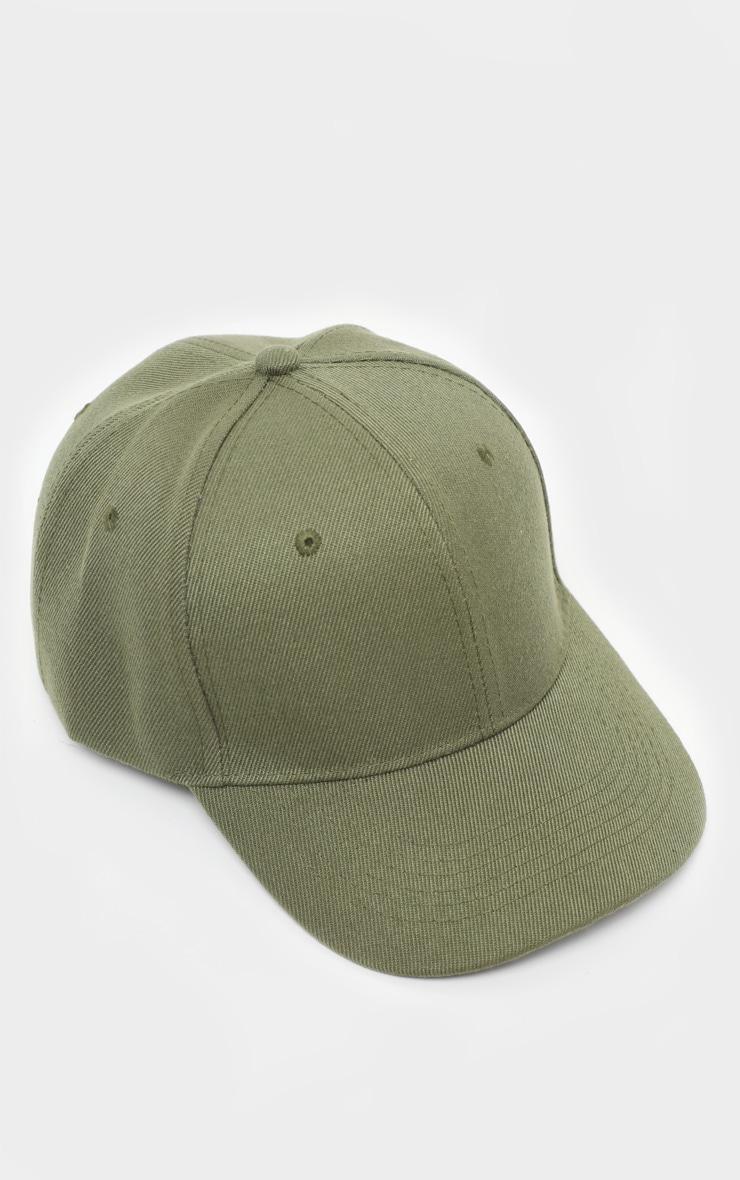 Khaki Cap 2