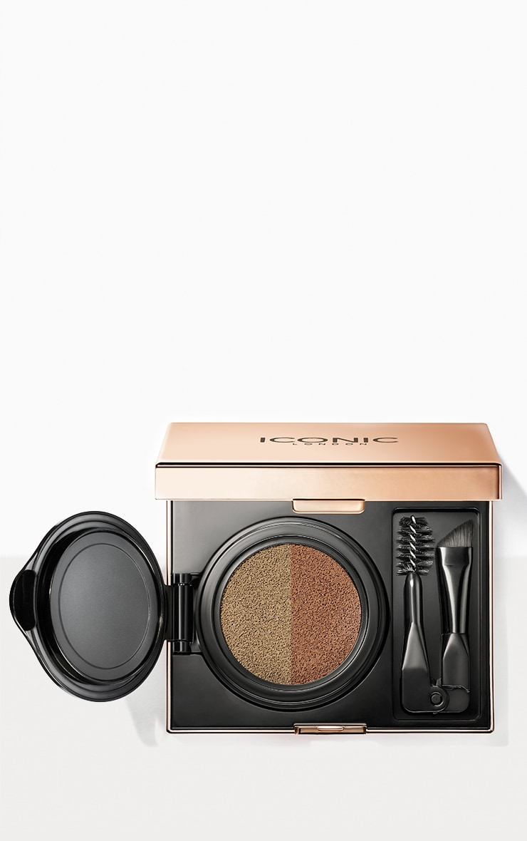 Iconic London Sculpt & Boost Eyebrow Cushion Fair 1