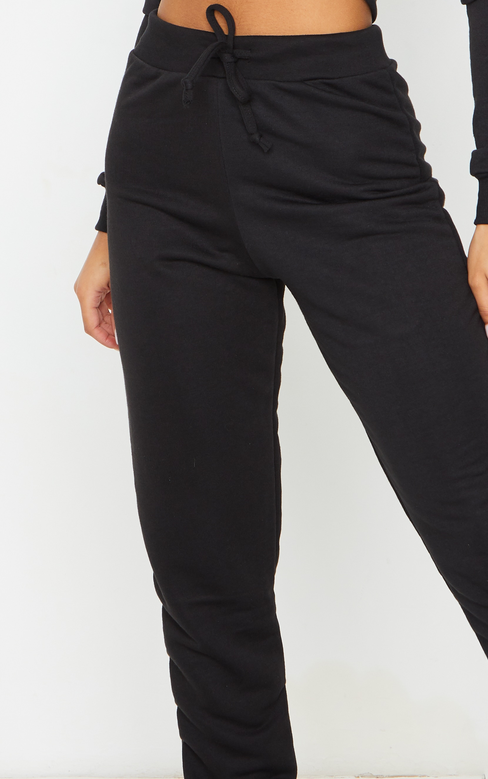 Black Ultimate Sweat Jogger 4
