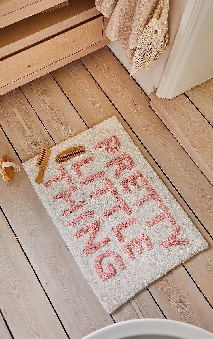 PRETTYLITTLETHING Bath mat 2