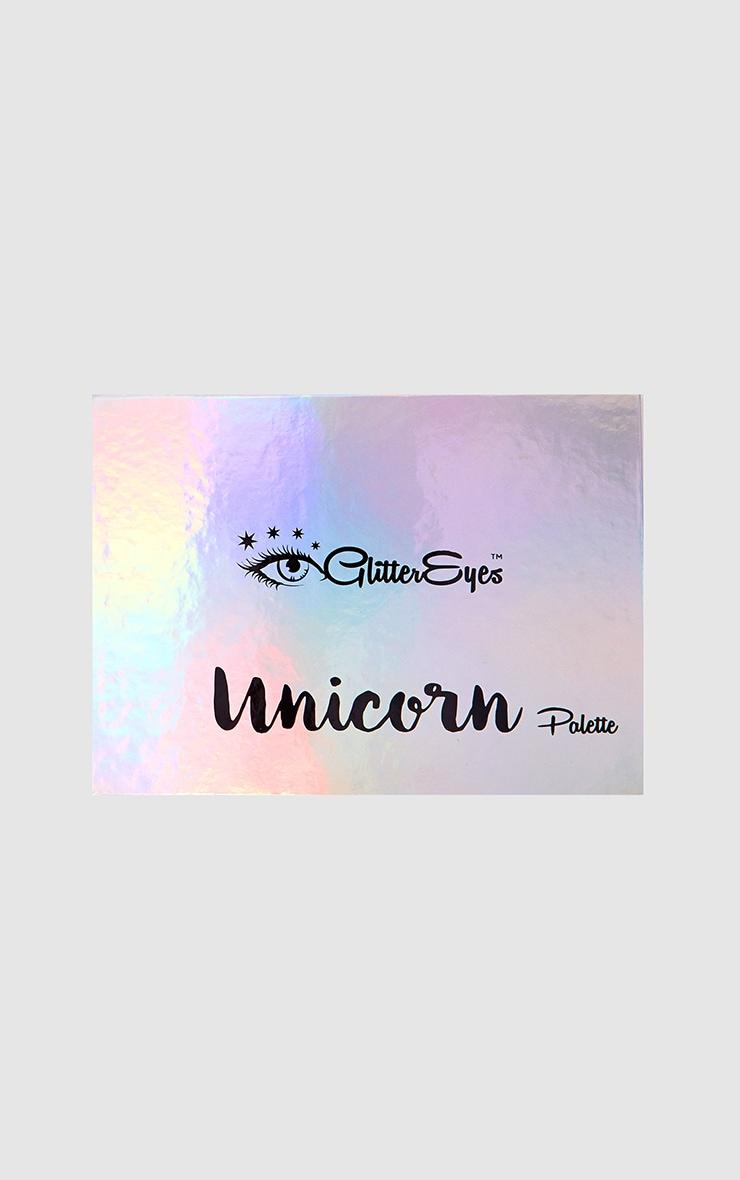 GlitterEyes Unicorn Combo Palette  3