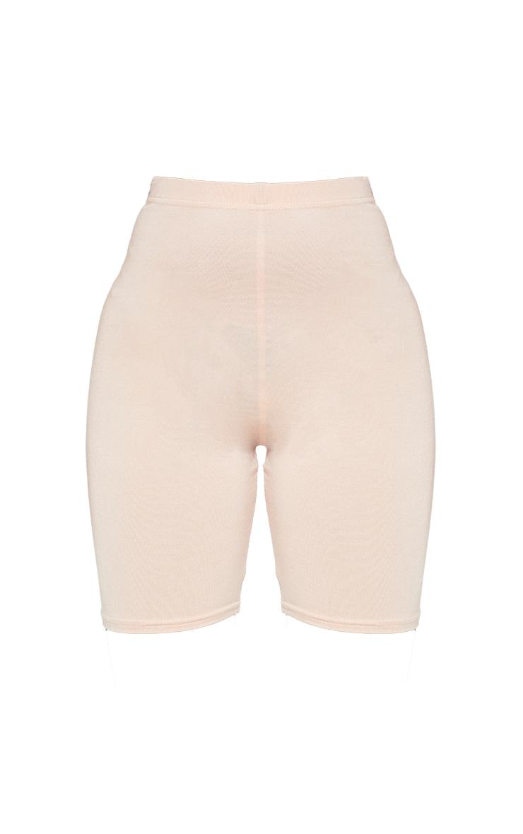 Petite Nude Basic Bike Shorts 6