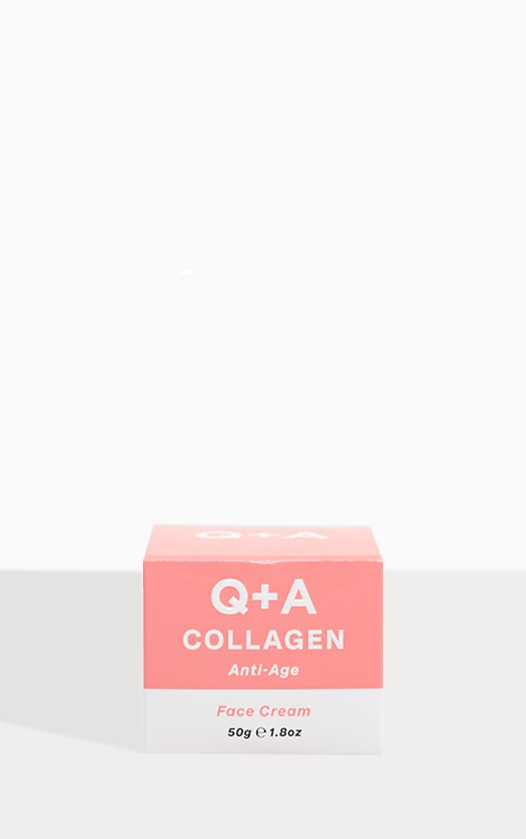 Q+A Collagen Face Cream 50g 2