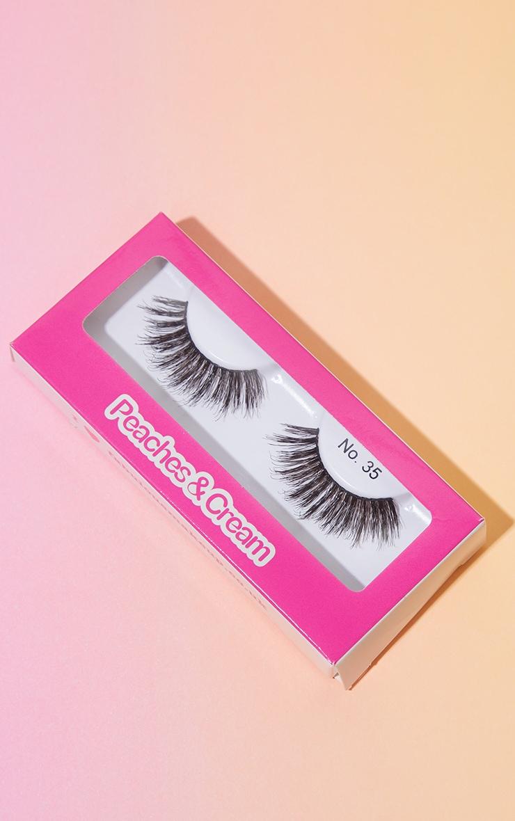 Peaches & Cream No 35 False Eyelashes 1