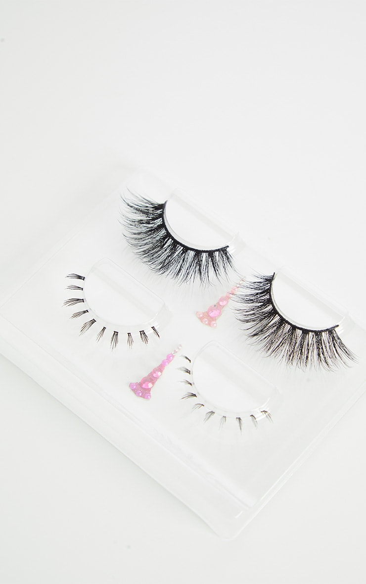 Doll Beauty Exclusive Ibiza Eyes Lash Kit 2