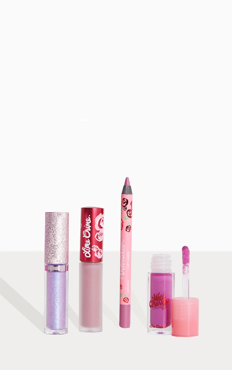 Lime Crime Best of Lip Mauves 3