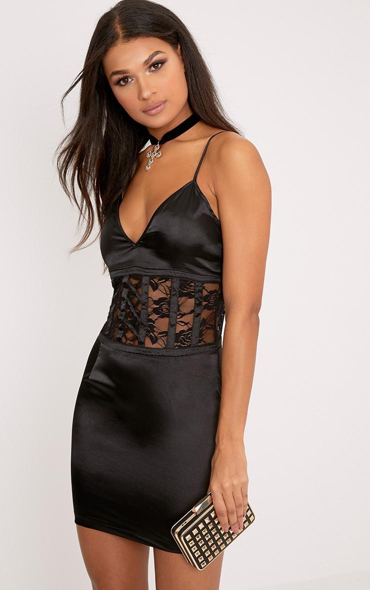 Lace Corset Dress Fashion Dresses