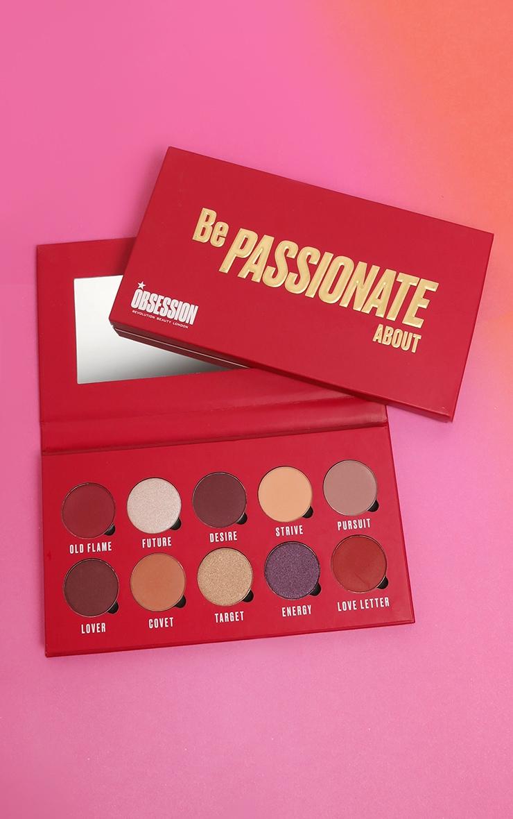 Makeup Obsession - Palette de fards à paupières - Be Passionate About 1