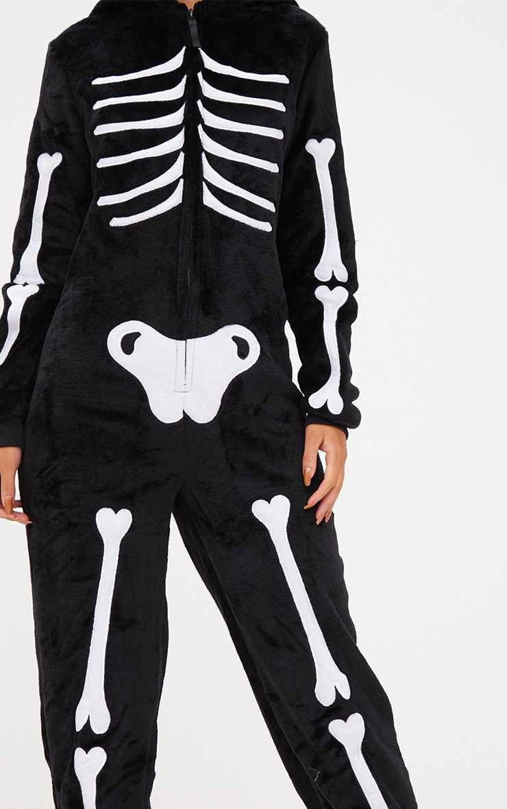 Skeleton Onesie 5