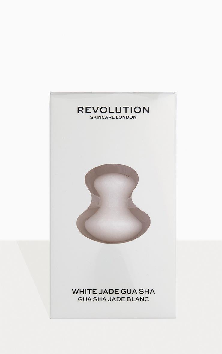 Revolution Skincare White Jade Gua Sha 2