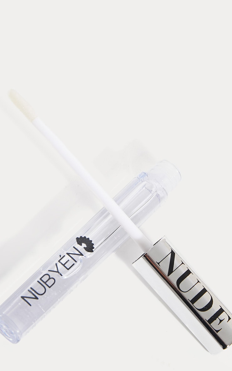 Nubyén Clear Lip Augmentation Plumping Gloss 1
