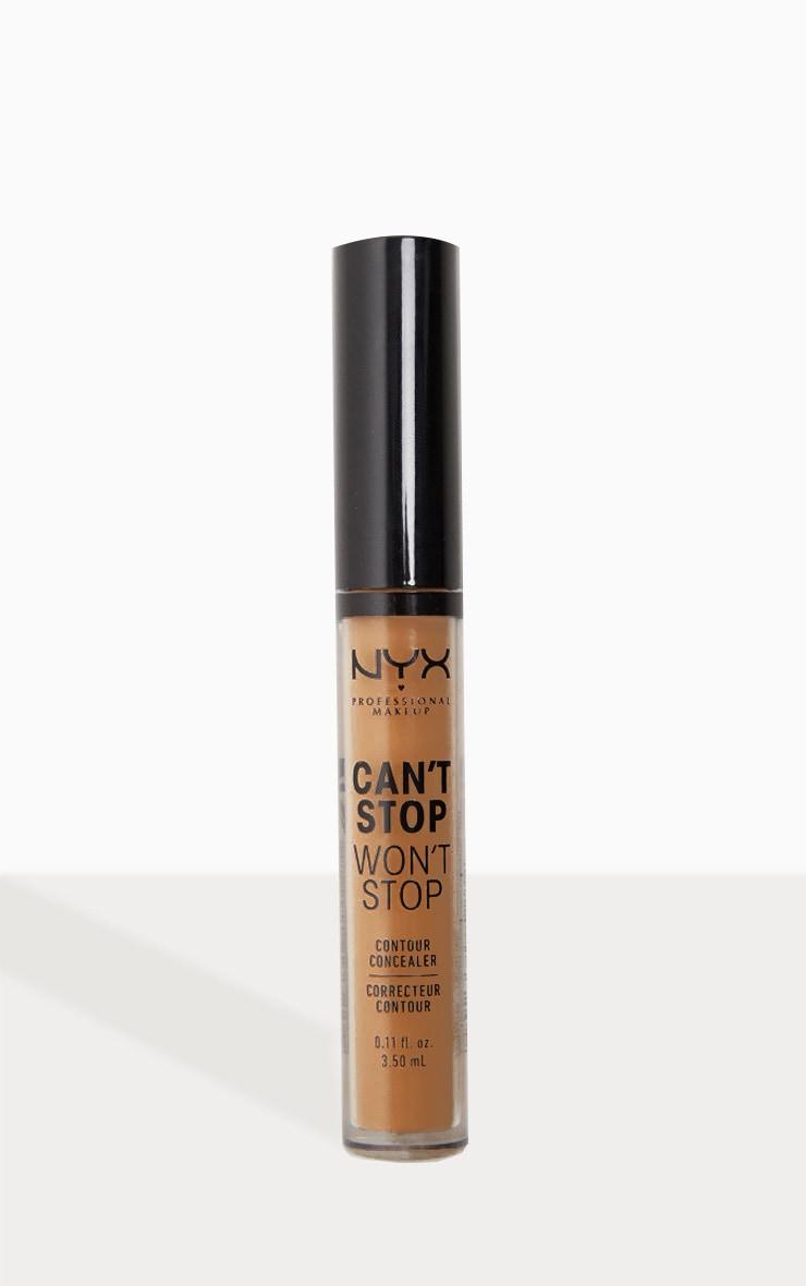 NYX Professional Makeup - Correcteur contour Can't Stop Won't Stop - Neutral Tan 1