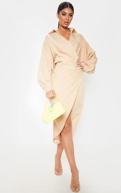 Fawn Midi Shirt Dress
