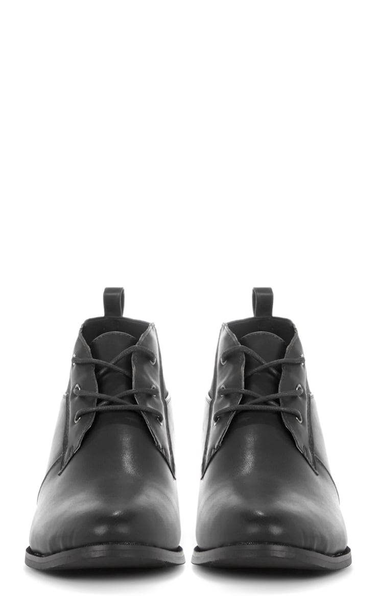 Zaya Black Shoe Boot 3