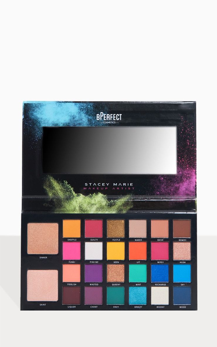 BPerfect x Stacey Marie Carnival Palette 3