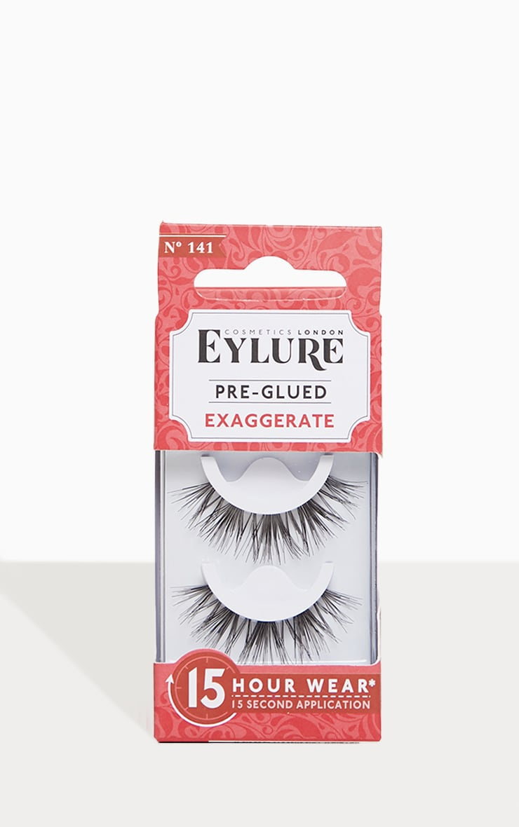 ca617cae566 Eylure Pre-Glued Exaggerate Lashes 141 | PrettyLittleThing