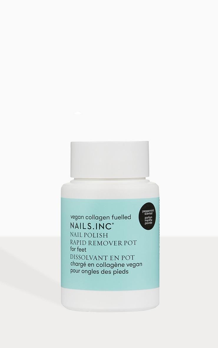 Nails Inc Vegan Nail Polish Remover Pot For Feet 1