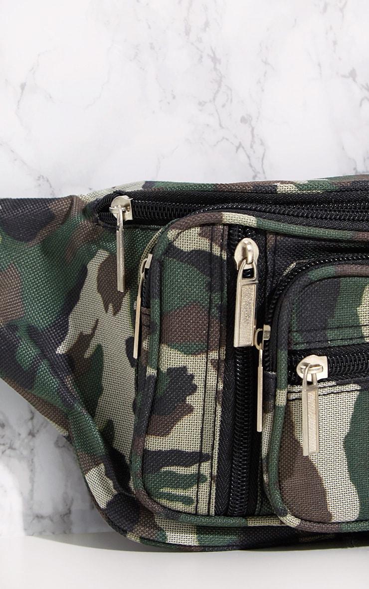 Light Camo Bum Bag 4