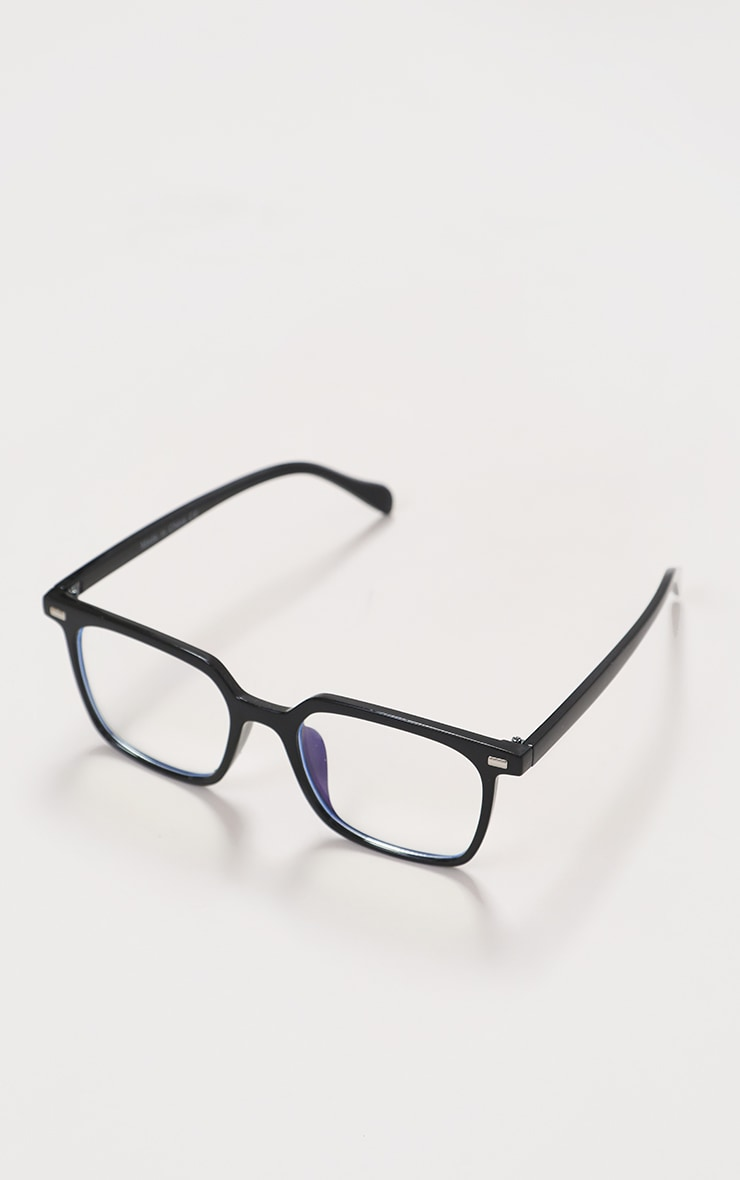 Black Classic Frame Blue Light Readers 5