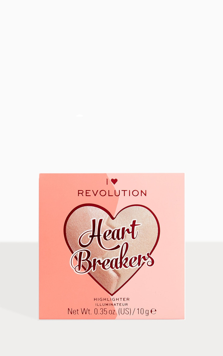 I Heart Revolution Heartbreakers Highlighter Unique 2