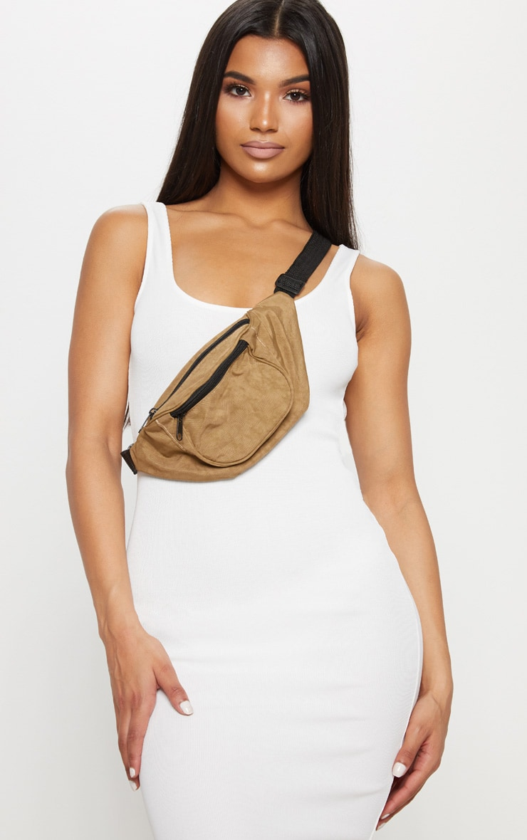 Camel Small Bum Bag