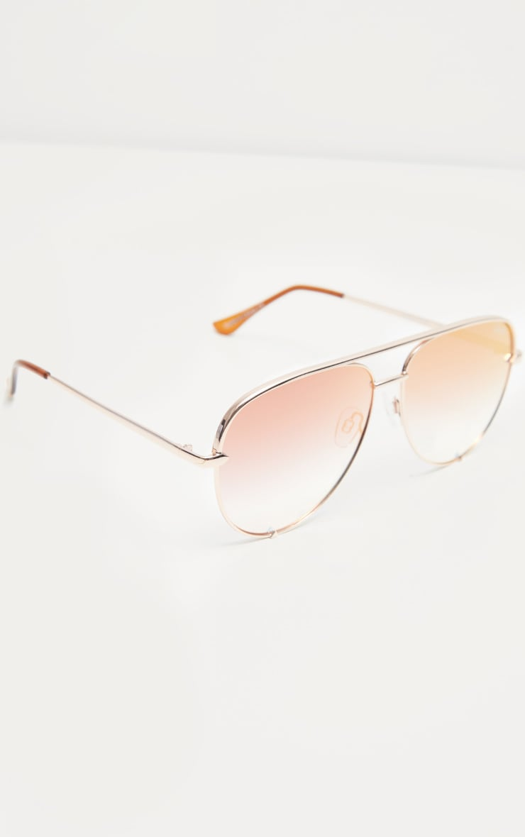 QUAY AUSTRALIA Rose X Desi Collaboration High Key i Sunglasses 4