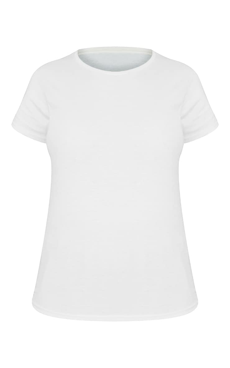 Natural Fitted T Shirt 5