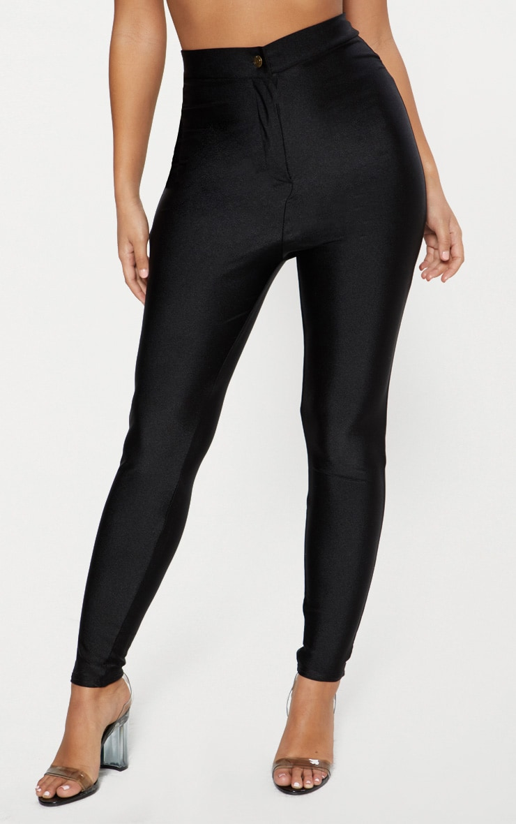 Black Disco Pants 2