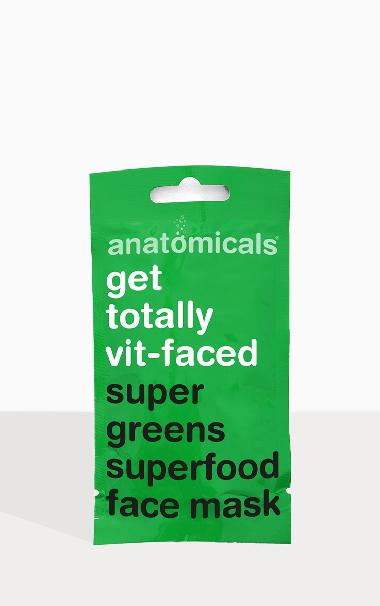 Anatomicals Get Totally Vit Faced Face Mask 1