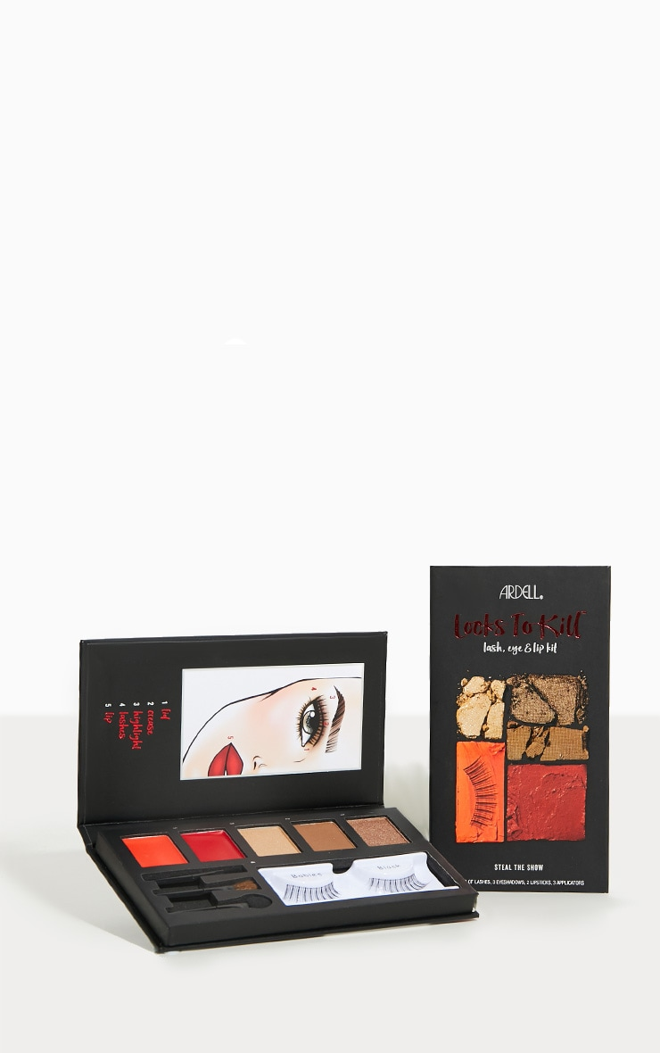 Ardell Beauty Lash Eye & Lip Palette Steal The Show