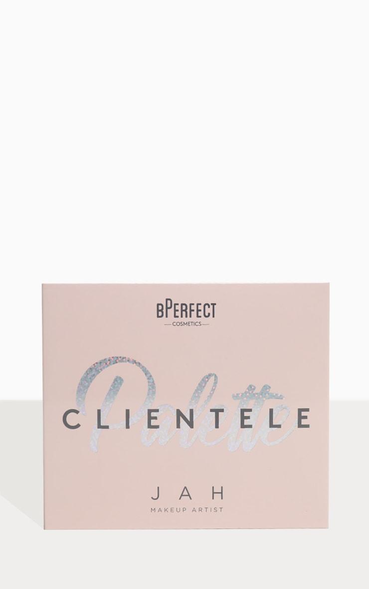 BPerfect x JAH Makeup Artist Clientele Eyeshadow Palette 4