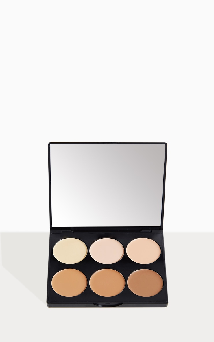 Sleek MakeUP Light Cream Contour Kit 2