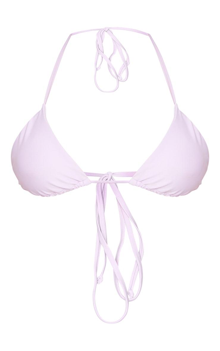 Lilac Mix & Match Thong Bikini Bottoms 1