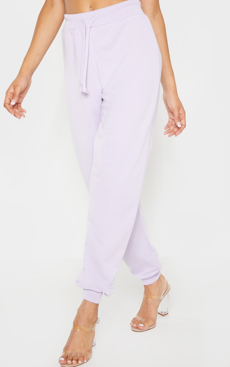 Lilac Ultimate Sweat Jogger 2
