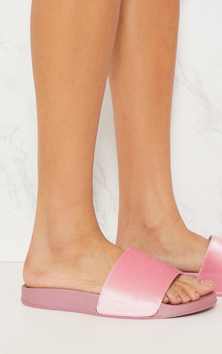 Pink Velvet Slider 4