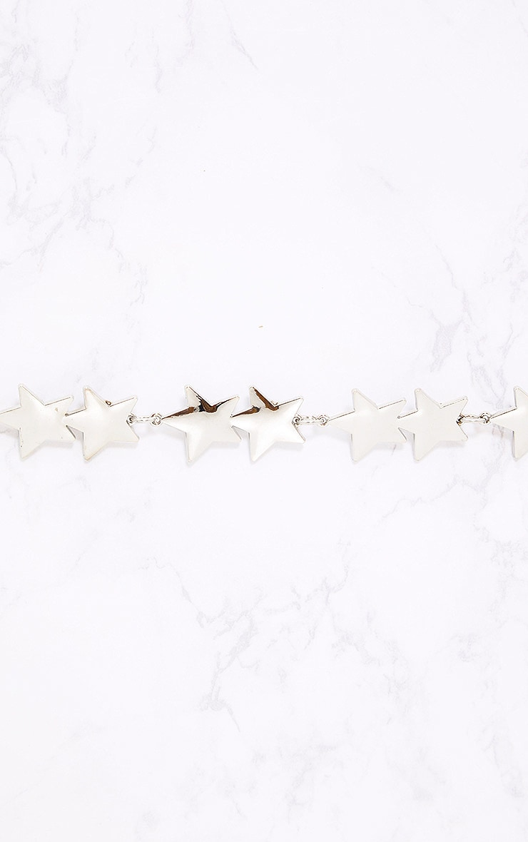 Silver Stars Belt 4