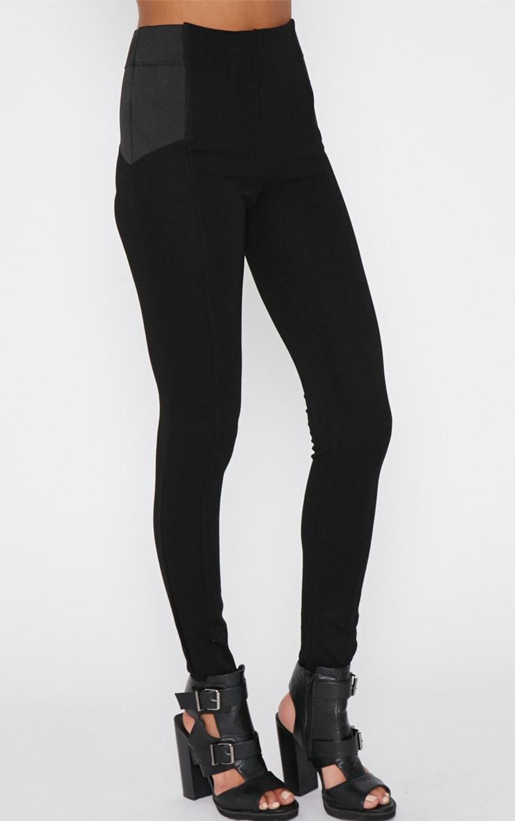Amita Black Premium Legging 3