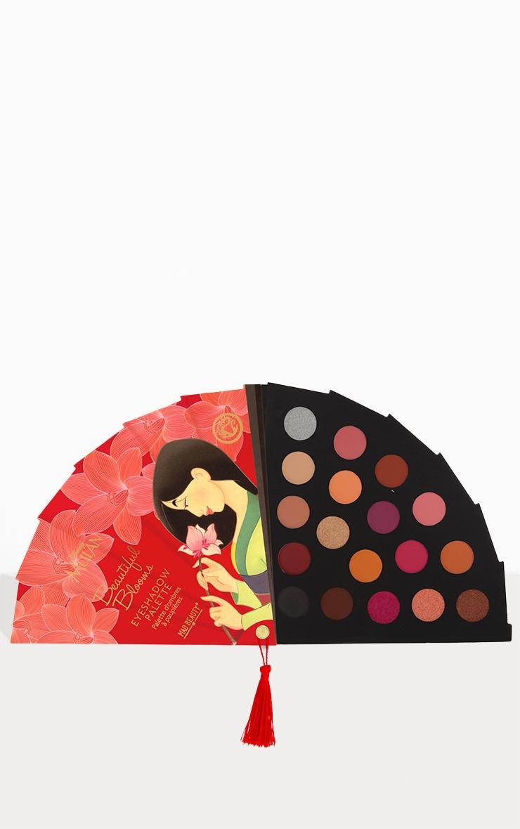 Disney Mulan Eyeshadow Palette 1