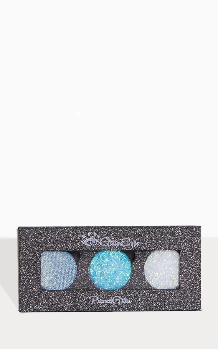 GlitterEyes Mermaid Trio Palette 2