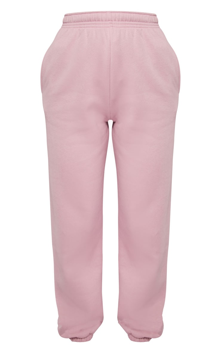 Dusty Lilac Casual Jogger 4