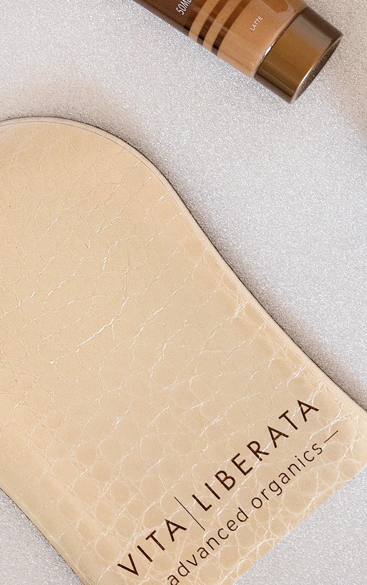 Vita Liberata Gold Croc Tanning Mitt 3