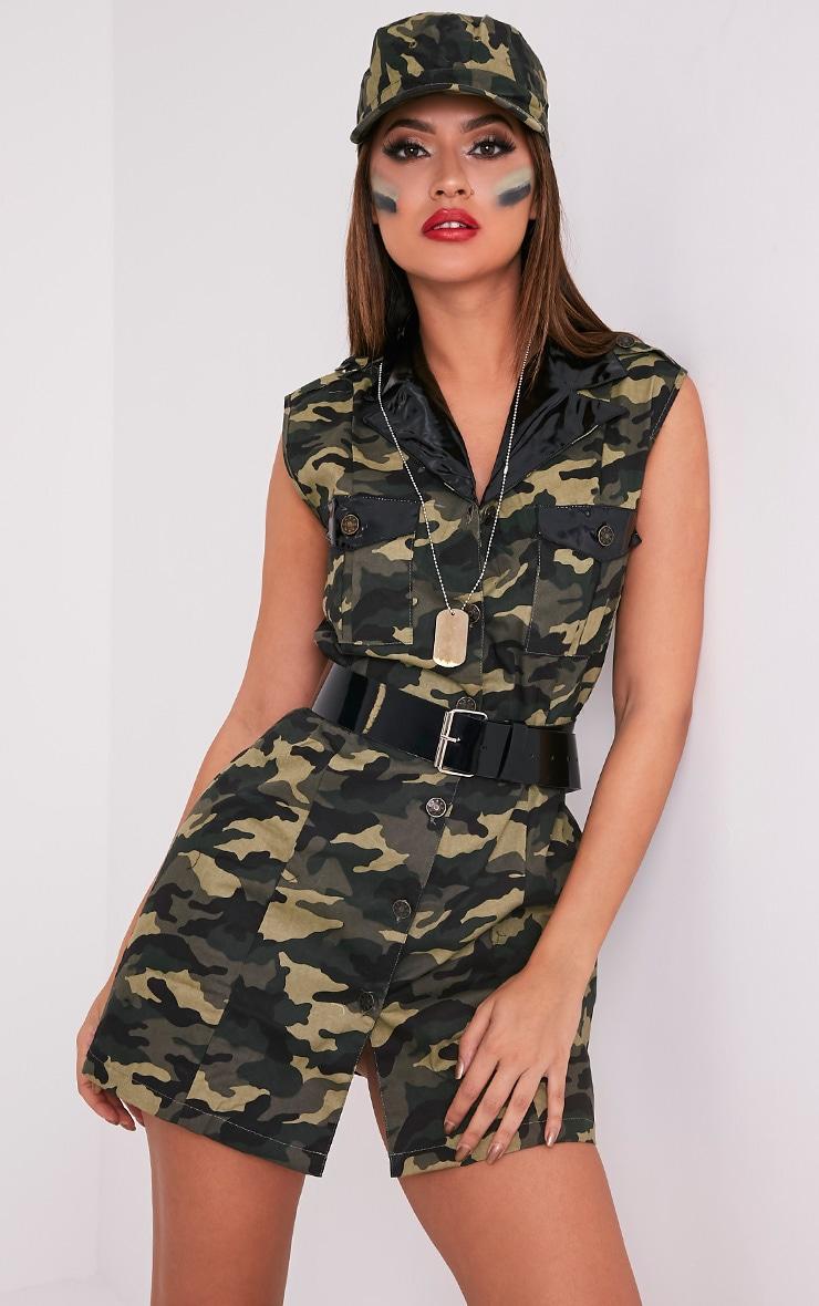 Costume de militaire 1