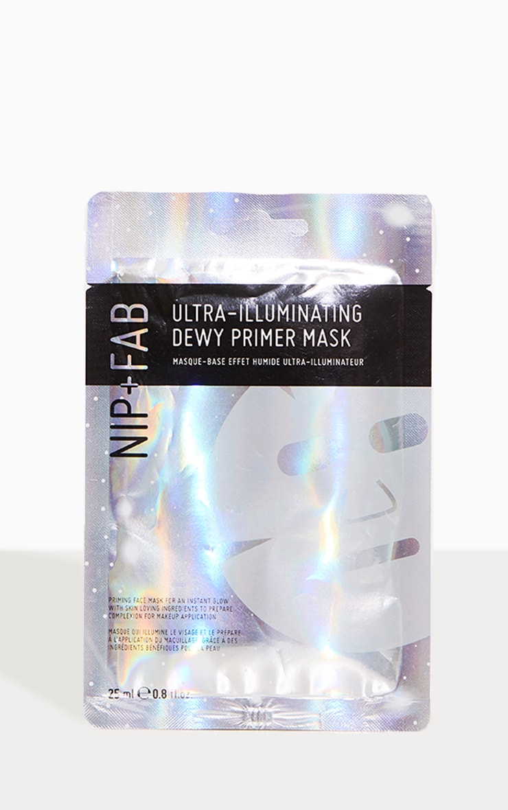 NIP&FAB Make Up Ultra-Illuminating Dewy Priming Sheet Mask