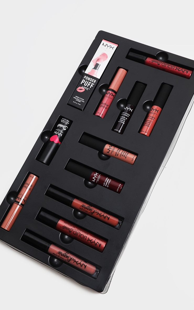 NYX PMU Christmas Lip Party 12 Day Advent Calendar 4