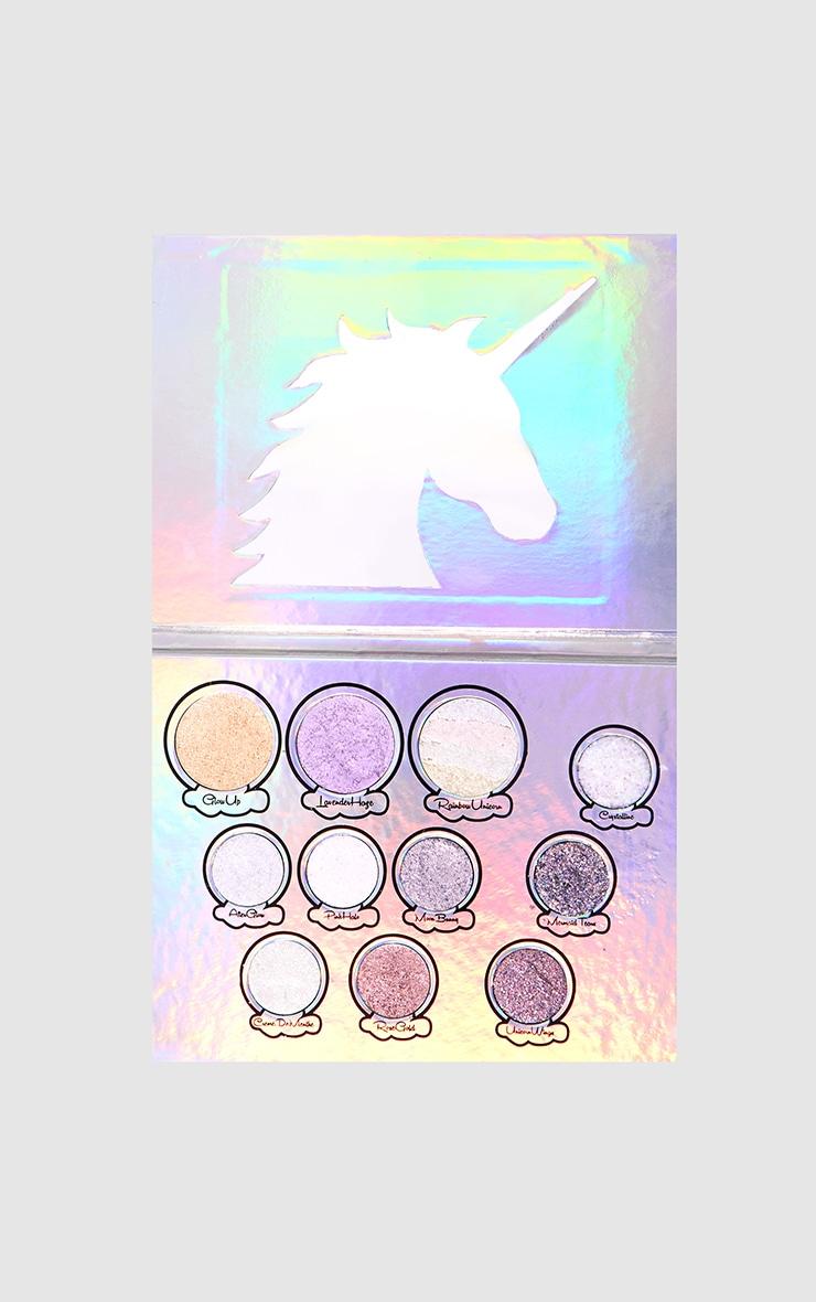 GlitterEyes Unicorn Combo Palette  2