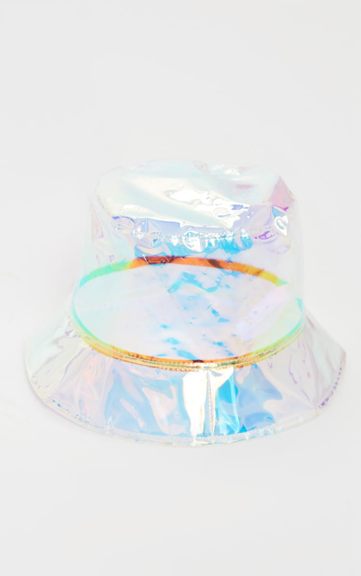 Iridescent Bucket Hat 1