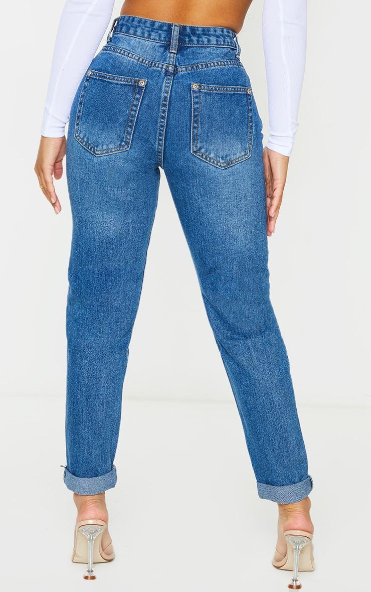 Petite Midwash Mom Jeans 3